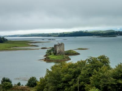 Castle Stalker, Port Appin